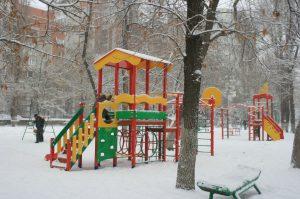 Надзор за детскими площадками будет осуществлять Росстандарт